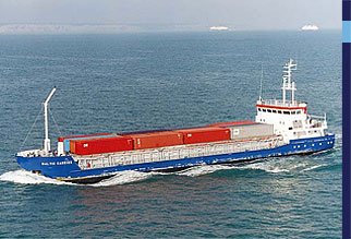 MV Baltic Carrier